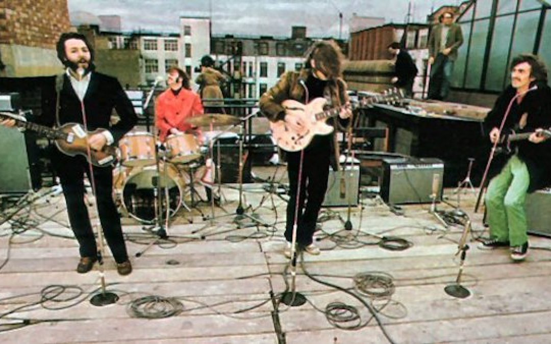 50 Years Ago Today: The Beatles Rooftop Concert