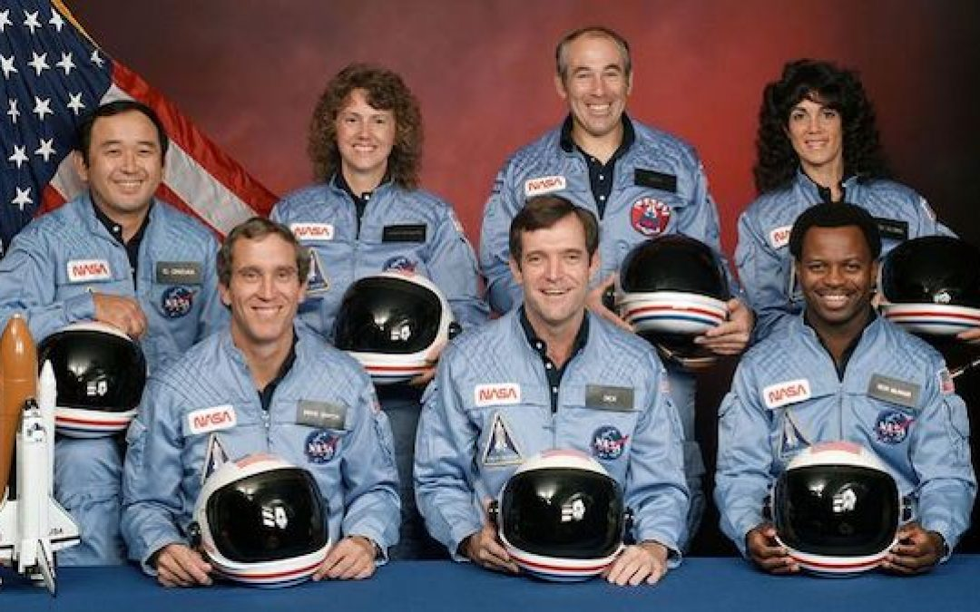 33 Years Ago Space Shuttle Challenger 'Slipped The Surly Bonds Of Earth To Touch The Face Of God'