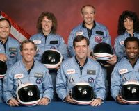 space shuttle challenger 33 years ago - photo #20