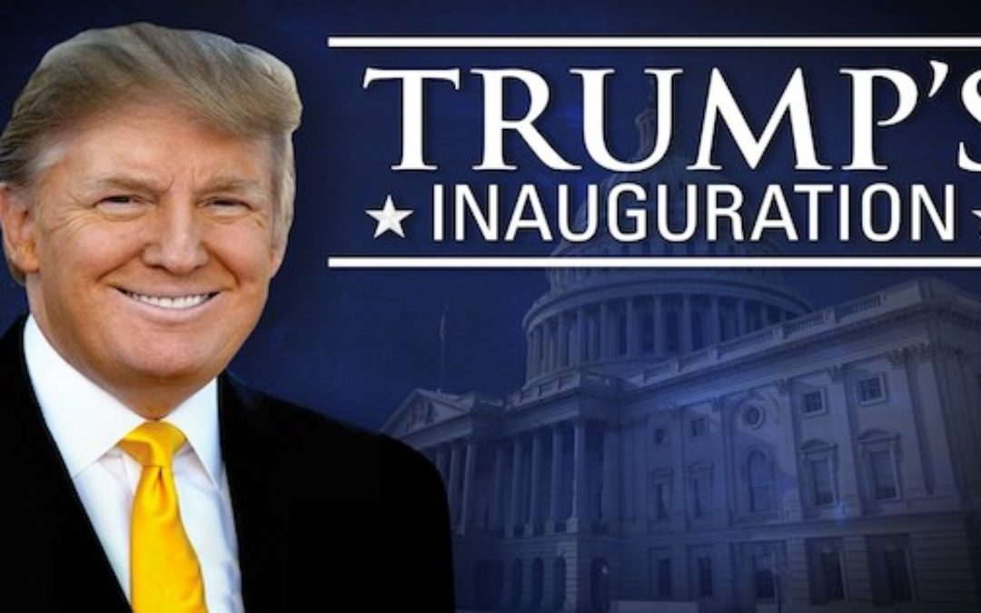 Trump's Inauguration LIVE-Streamed Here