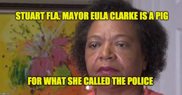 Mayor Eula Clarke