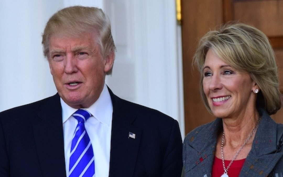 What the Media Has Gotten Wrong About Betsy DeVos & Detroit's Schools