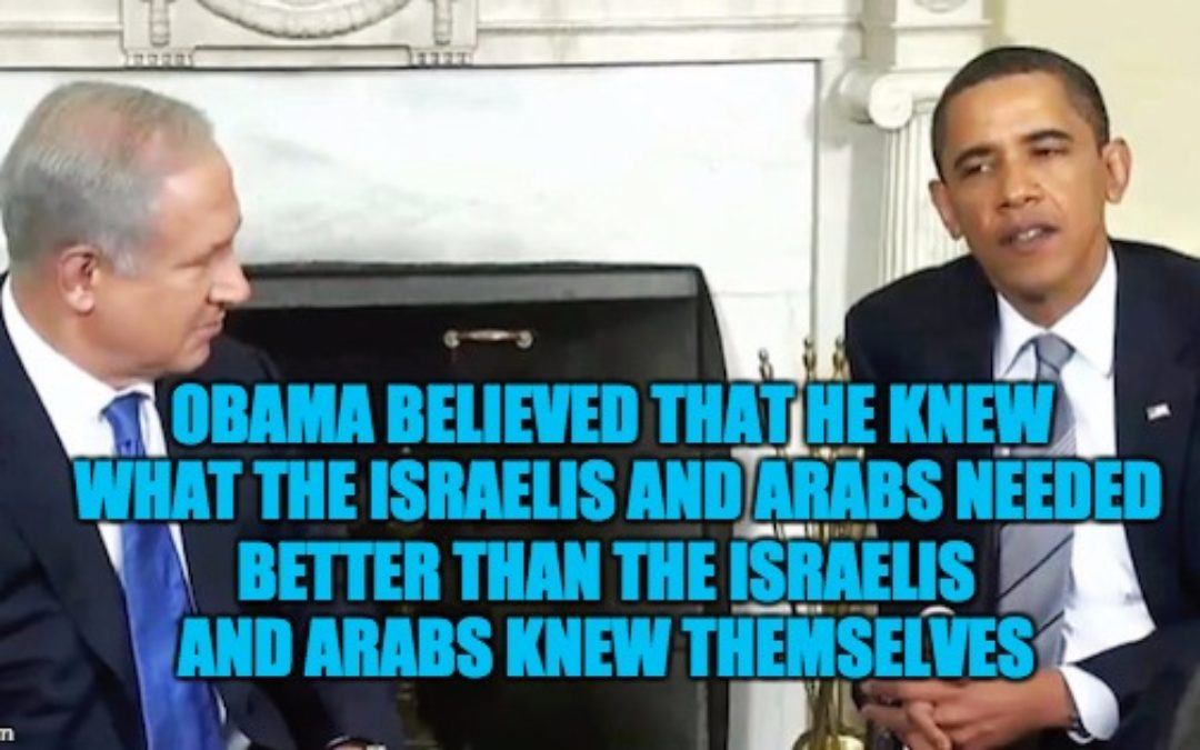 Senior Israeli Diplomat Dore Gold Says Obama's Arrogance Hurt Relationship W/Israel