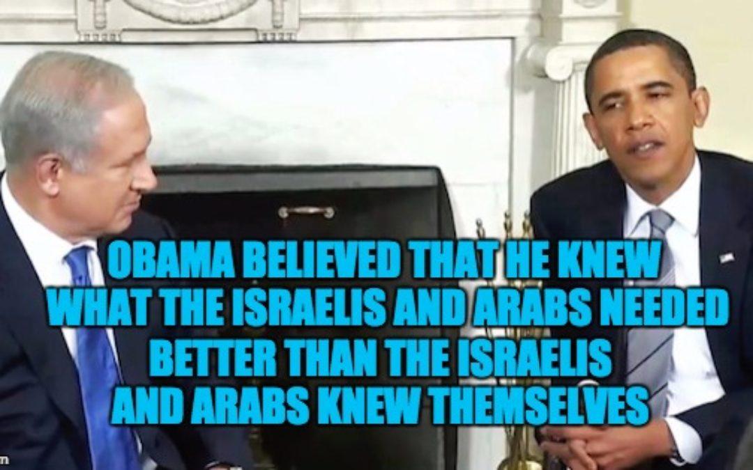 Senior Israeli Diplomat Dore Gold Says Obama's Arrogance Hurt Relationship W/Israel
