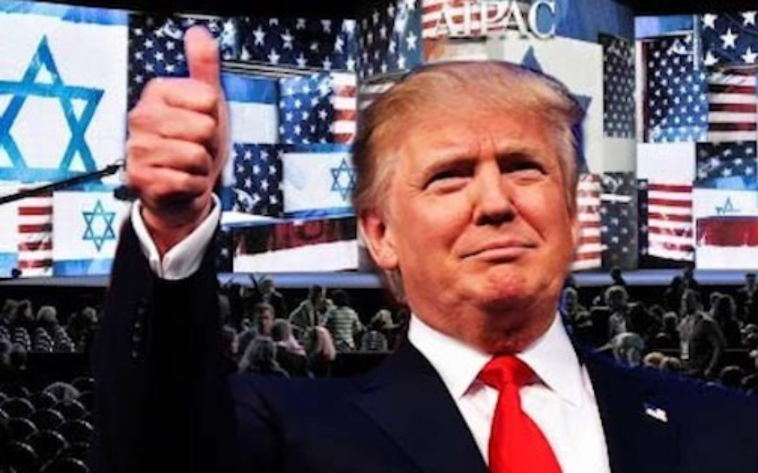 Trump Released Most Pro-Israel Statement About Israeli Settlements By Any POTUS