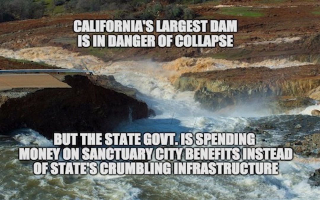 Californians! You're Insane! It's Time To Get What You Deserve