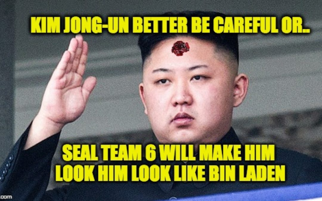 Report: Seal Team 6 In South Korea, Training To Take Out Kim Jong-un
