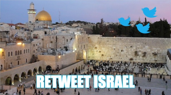 Retweet Israel