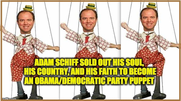 FLASHBACK: When Adam Schiff Sold His Soul To Obama And The Democratic Party