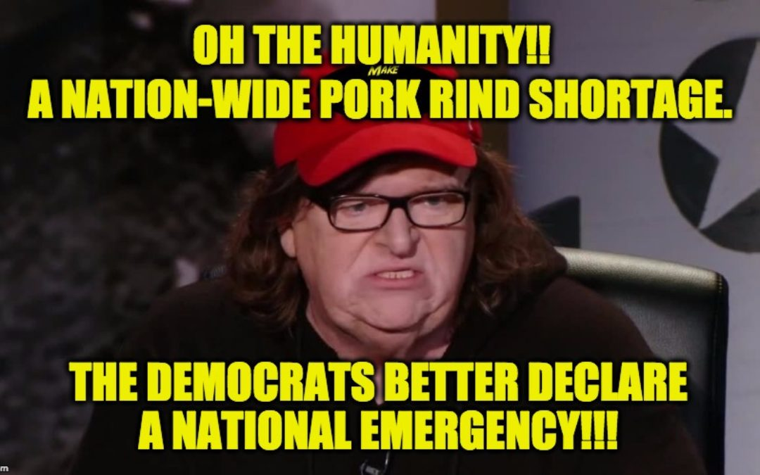 Michael Moore Demands Dems Declare National Emergency Until FBI Concludes Trump-Russia Probe
