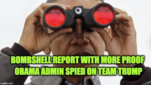 FOX BOMBSHELL: Trump Spied Upon By Obama Admin BEFORE He Got Nomination