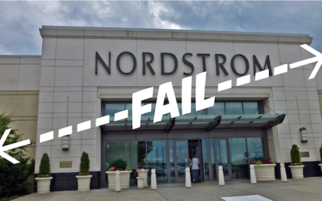 Nordstrom FAIL!!  Ivanka Trump's Clothing Sees Record Sales