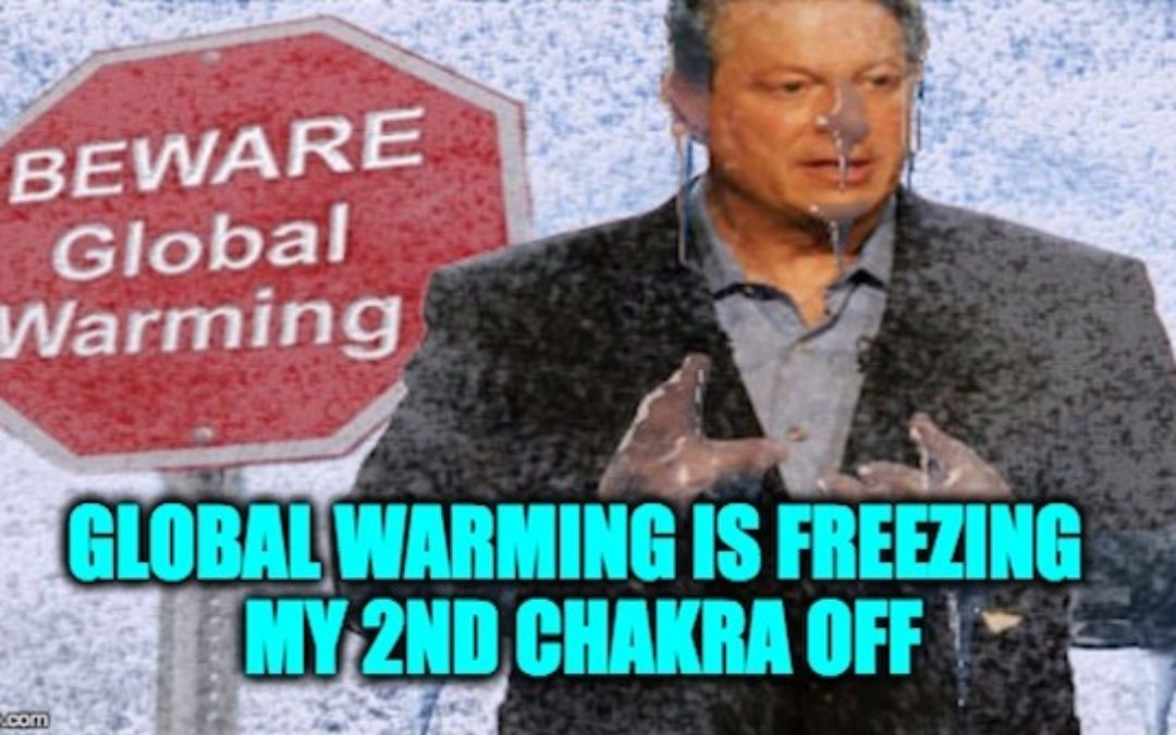 Al Gore Adds Brexit To The 'Stupid Things Blamed on Climate Change' List