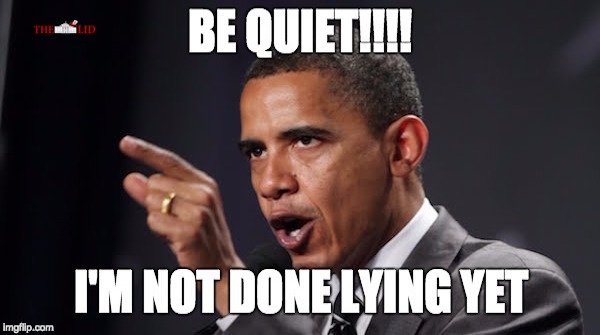 FBI Rebuked Trump's Wiretap Claim, Now Can The MSM Investigate These 122 Obama Lies?