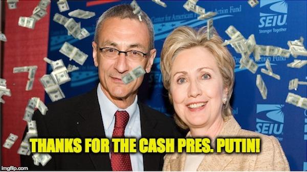 Hillary Clinton And John Podesta