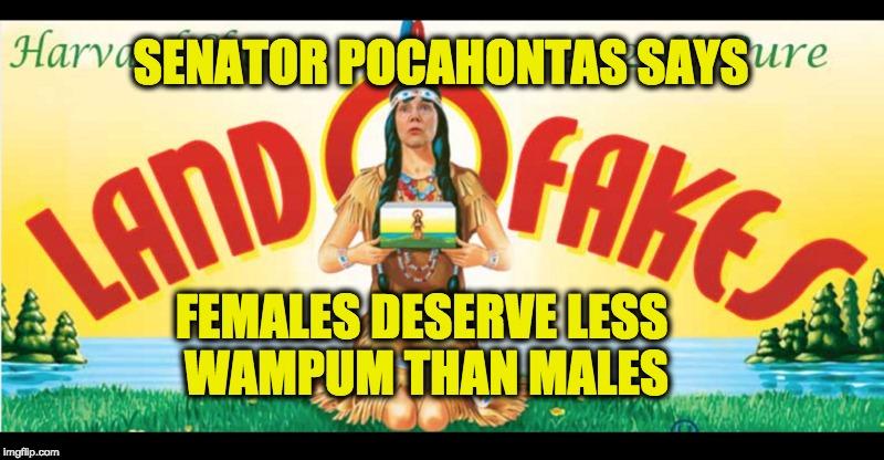 Pocahontas Warren