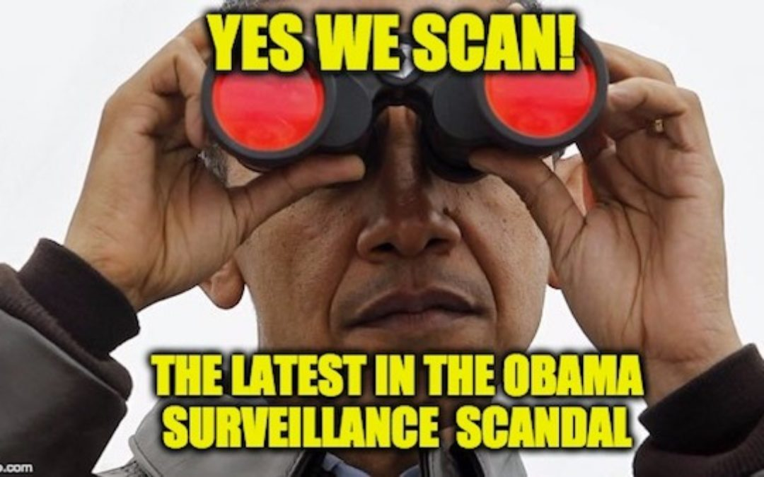 "Obama Spying Scandal Worsens: Gov't Collected PRIVATE Data on Team Trump, Intel Community ""Stonewalling"" Investigation"