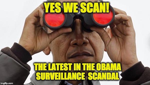 Obama spying scandal