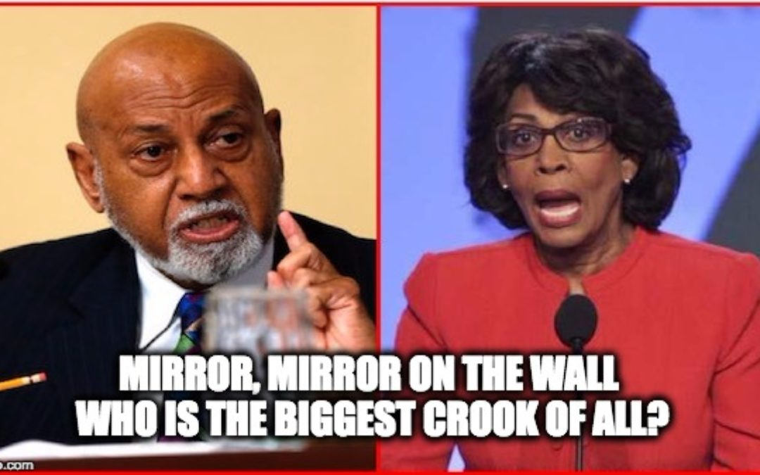 Trump-Hater Maxine Waters Makes Bid For Title Of Most Corrupt Member Of Congress