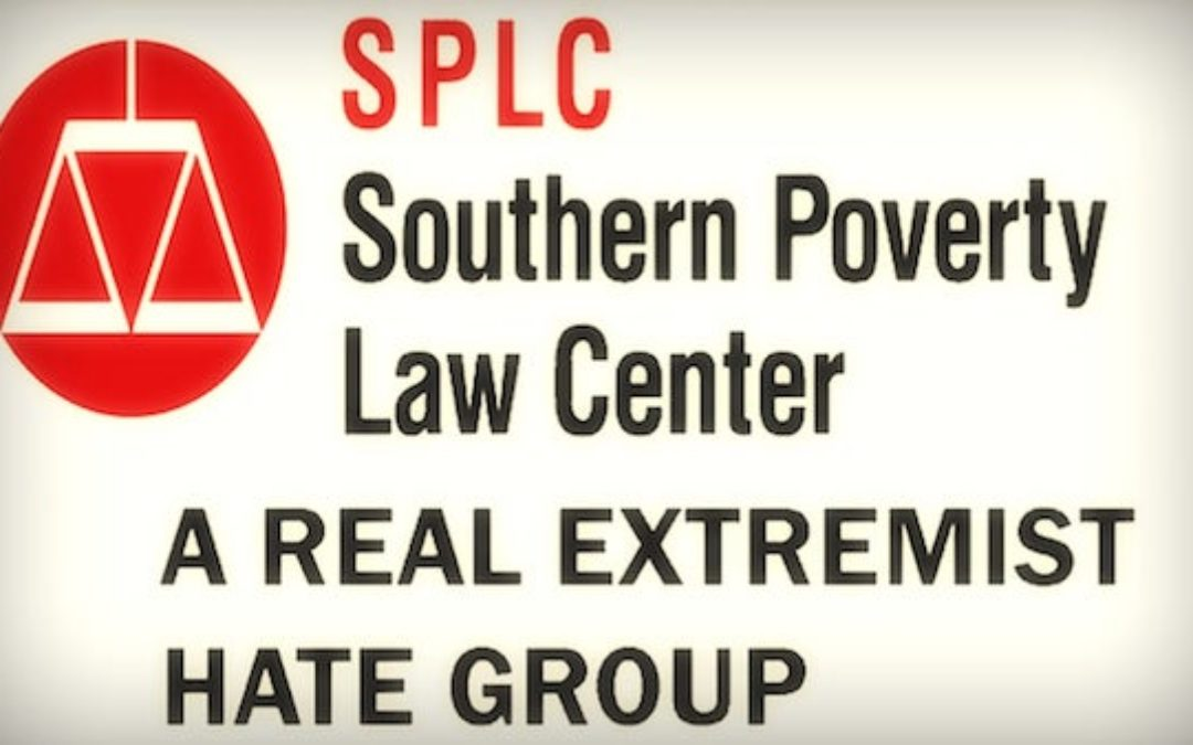 FAIR To IRS: Remove Southern Poverty Law Center's (SPLC) Tax Exempt Status