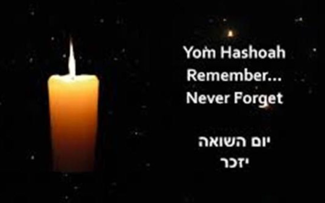 Yom HaShoah: Holocaust Remembrance Day 2017-The Hatred Is Mainstream Again