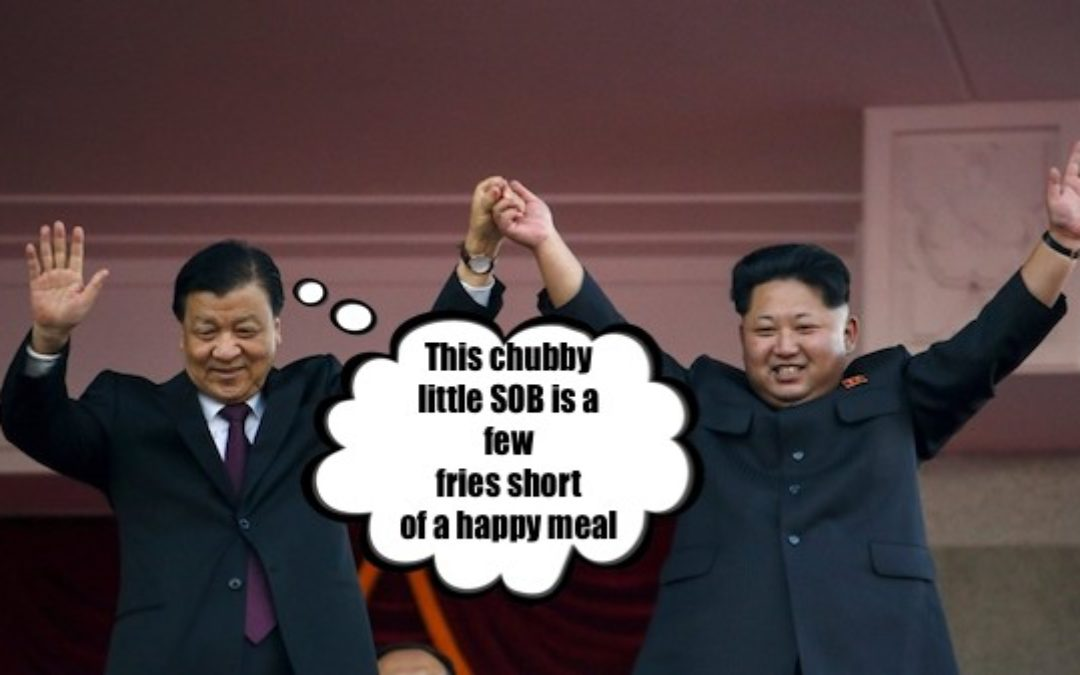Heh! North Korea Threatens China