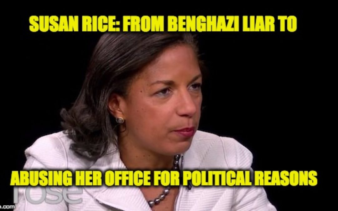 Eli Lake Confirms Susan Rice Was Trump Team Un-Masker, Fox's Housely Concurs