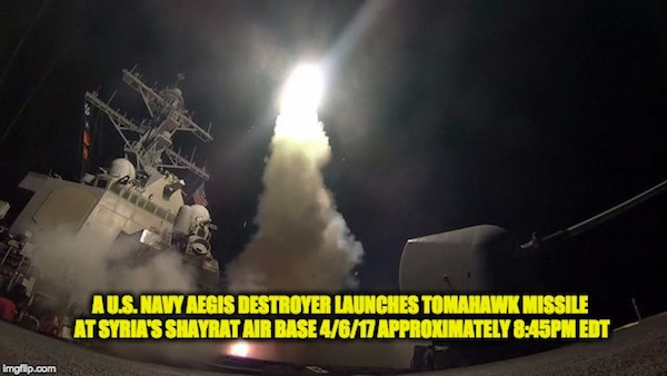 Tomahawk Cruise Missile