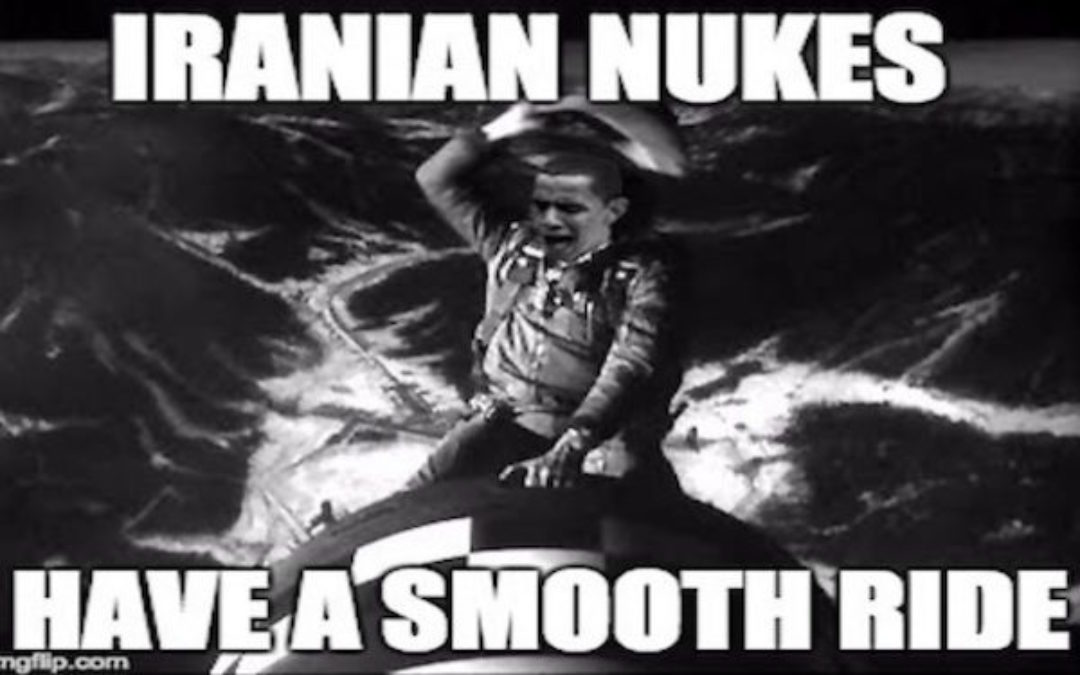 Iranian Resistance Group Reveals Iran's Nuclear Weapons Program Continues (THANKS OBAMA!)