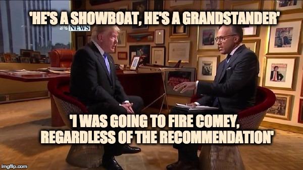 Fire Comey