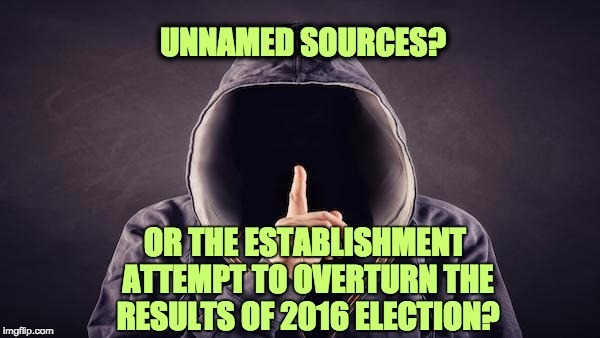 Unnamed Sources