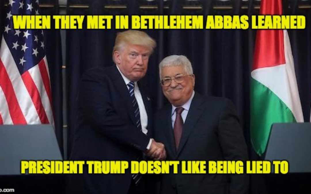 President Trump's Middle East Explosion