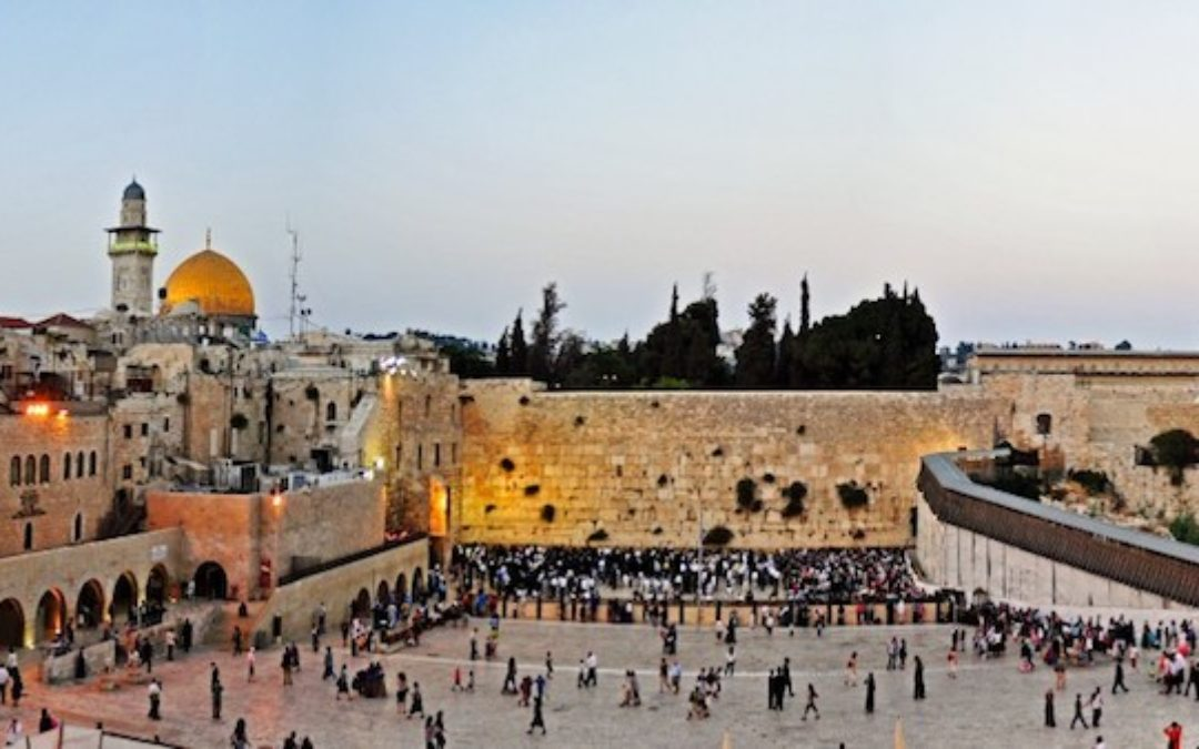 Irrefutable Proof That The Temple Mount In Jerusalem Is Jewish