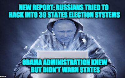 Russian Cyberattack On U.S. Election MUCH Worse Than Reported