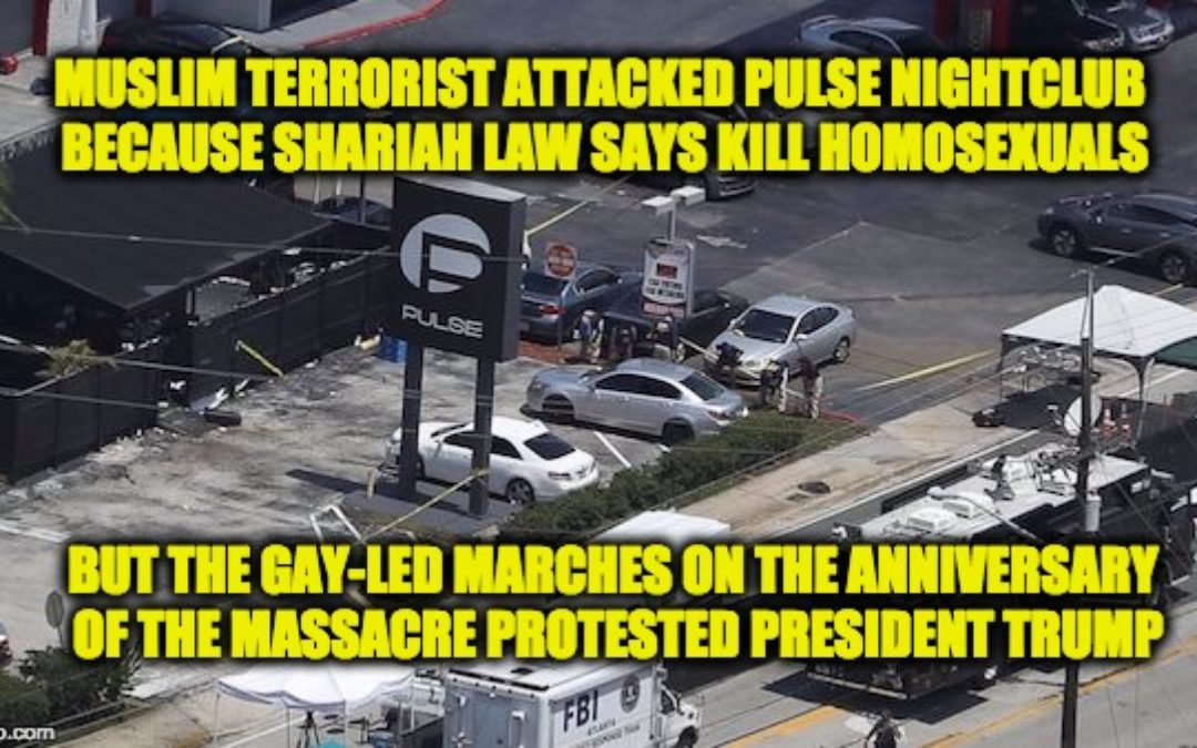 Why Does The Left Ignore Muslim Terrorism?