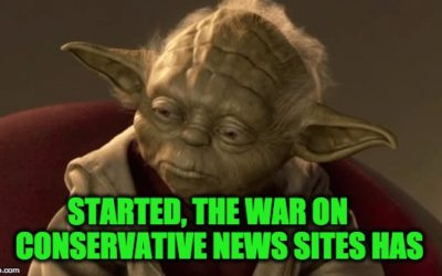 Another Biased Liberal Site Attacks Conservative News Sites