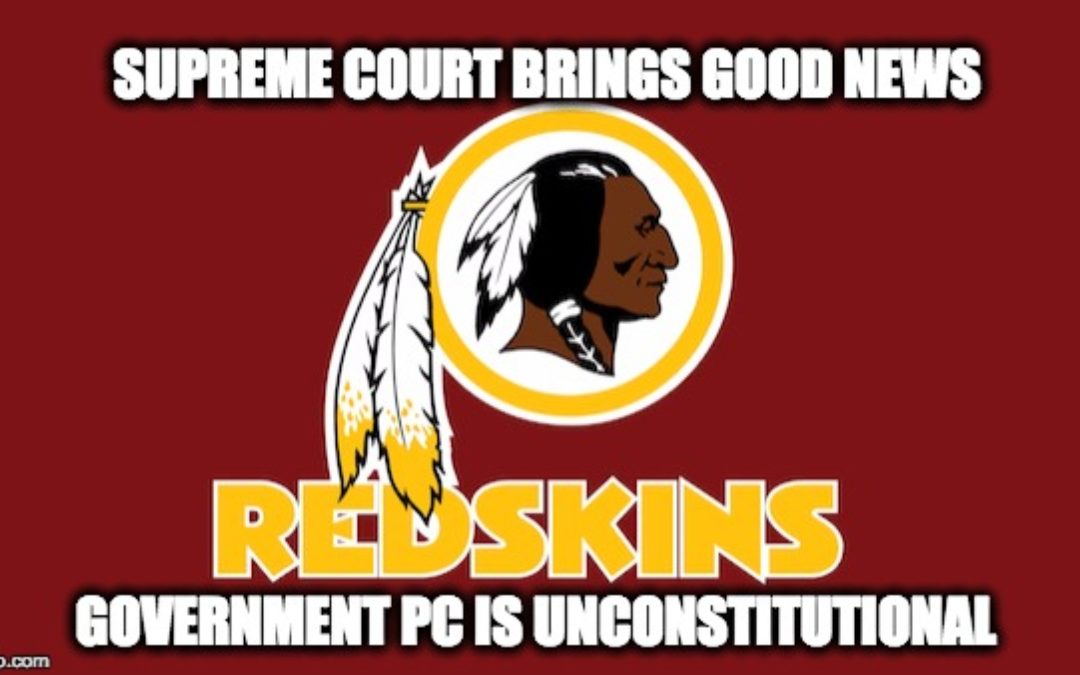 Supreme Court Trademark Ruling May Be Good News For Wash. Redskins