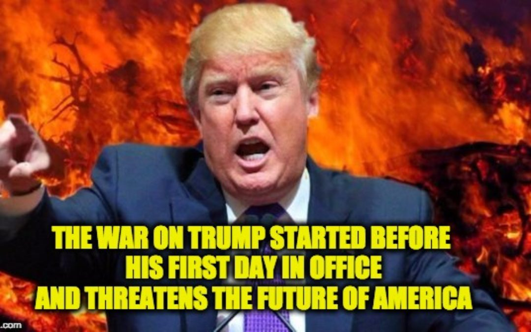 The War On Trump: A Guide For Conservatives, Libertarians & Liberals