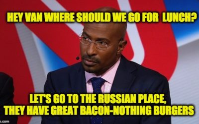 Project Veritas Nails CNN's Van Jones: 'Russia Thing Is Just a Big Nothing Burger'