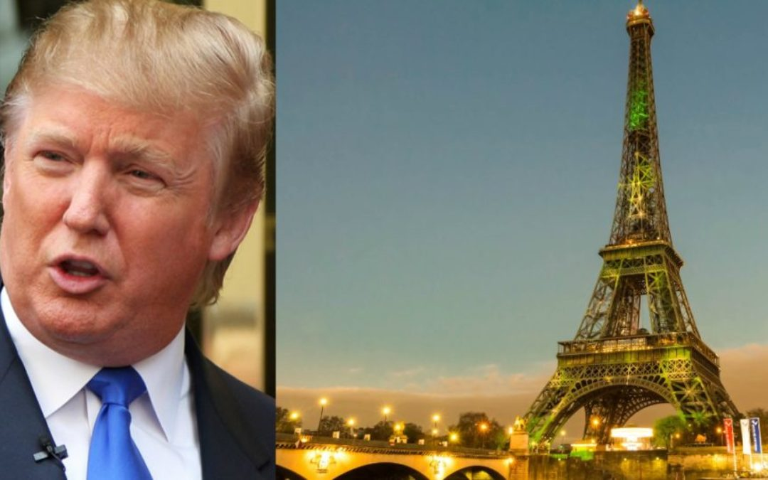 Liberals Caught on Tape Agreeing with Trump's Decision on Paris Climate Accords