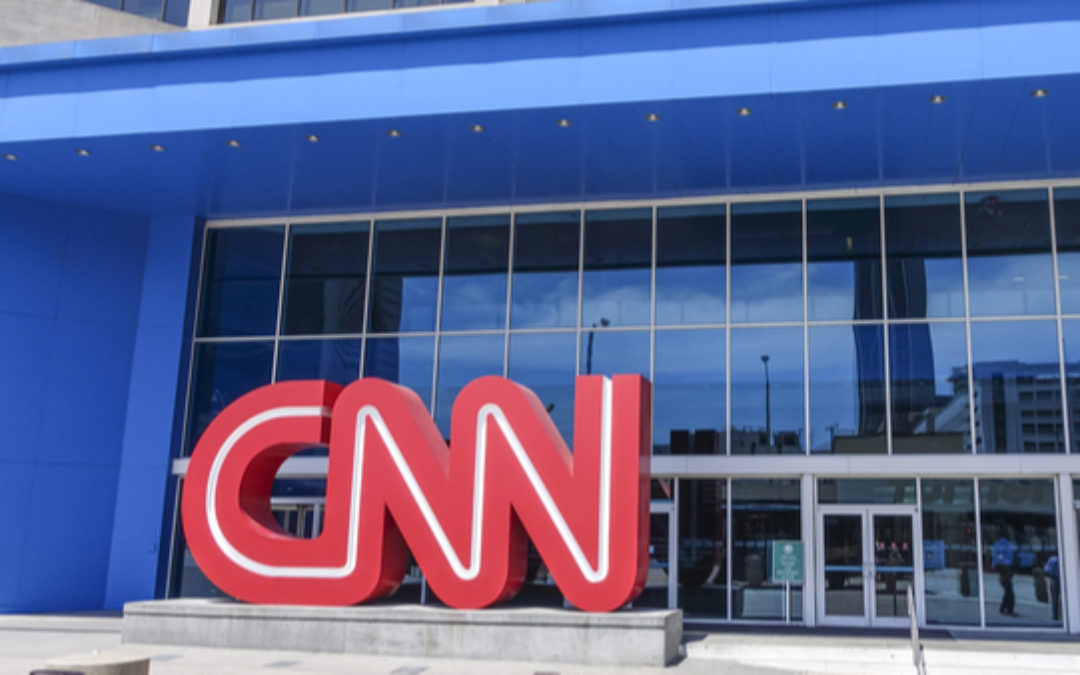 "CNN Host calls President Trump a ""Piece of Sh**"""