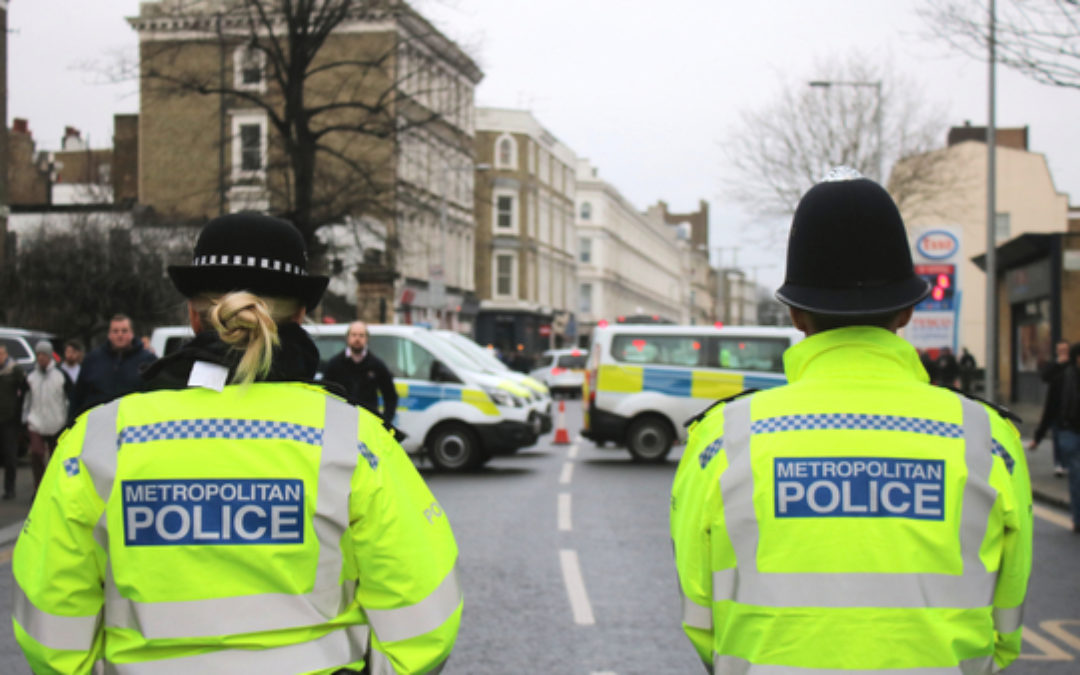 During London Attack some Police Officers Ran Away
