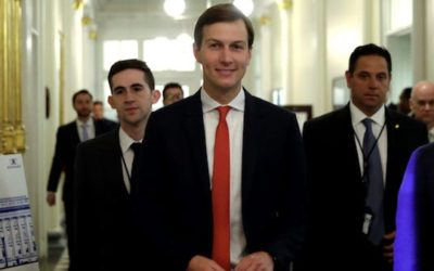 Text of Jared Kushner's Opening Statement To Congressional Committees