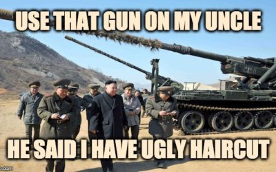 Kim Jung Un Angry At Trump's Latest Action (POTUS Doesn't Ease Pressure)