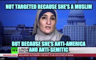 Anti-American, Anti-Semitic Linda Sarsour Attacks Jake Tapper As Alt-Right