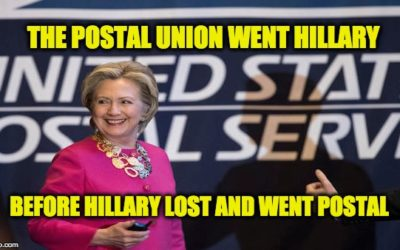 Post Office Broke Hatch Act To Help Clinton Campaign: Media Silent