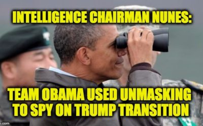 Intelligence Panel Chair: Obama Officials Made 'Hundreds Of Unmasking Requests'