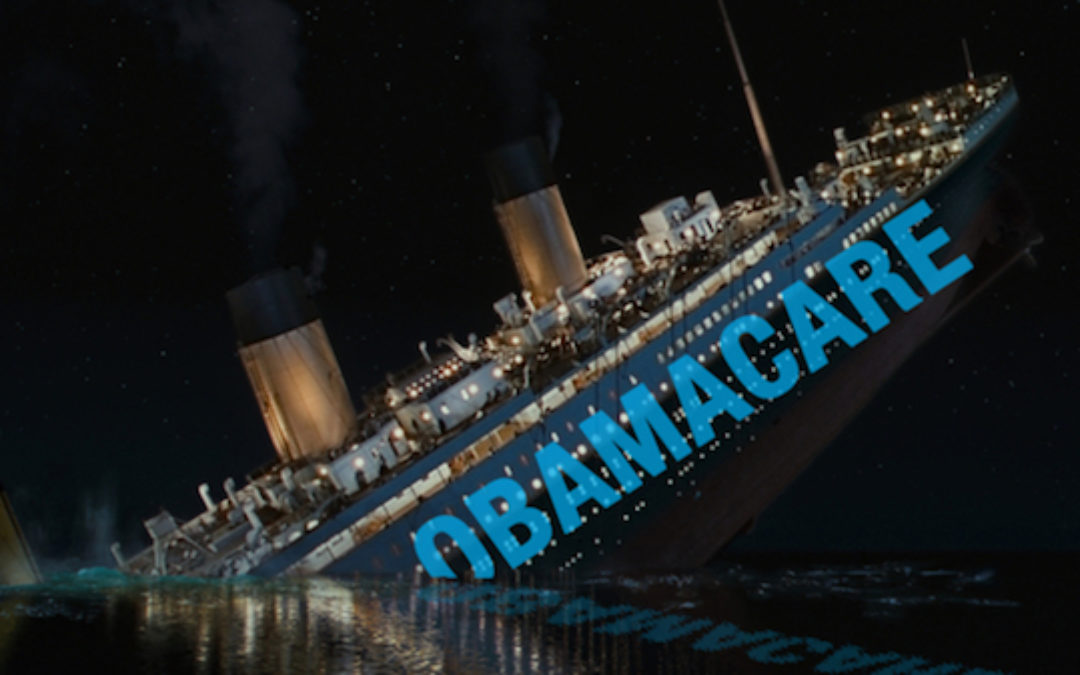 Obamacare Death Spiral Continues
