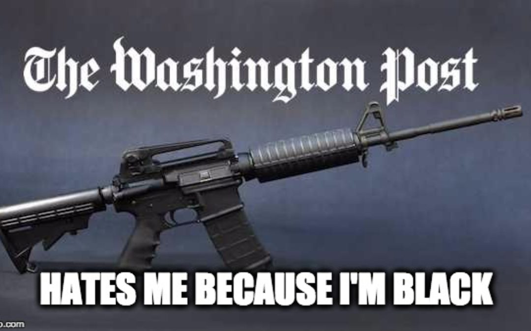NRA SLAMS Washington Post For Its Falsehoods &  Left-Wing Bias