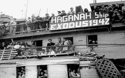 70 Years Ago The Exodus 1947 Became Israel's First Ship Of State